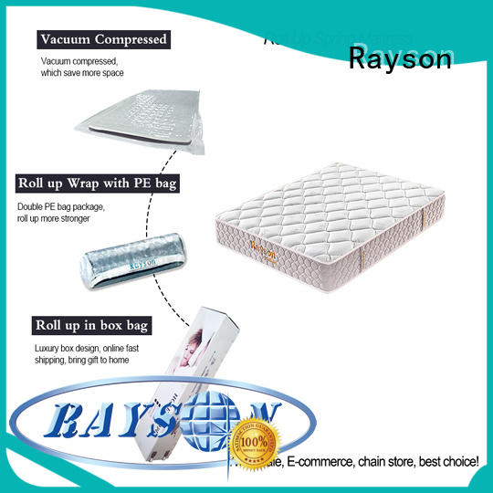 Synwin comfortable rolled memory foam mattress tight for sale
