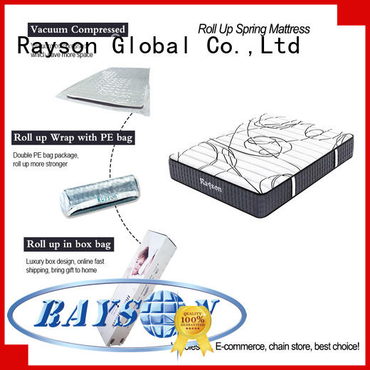 spring mattress rolled foam spring mattress Rayson Brand