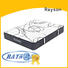 Rayson king size pocket spring mattress price knitted fabric light-weight