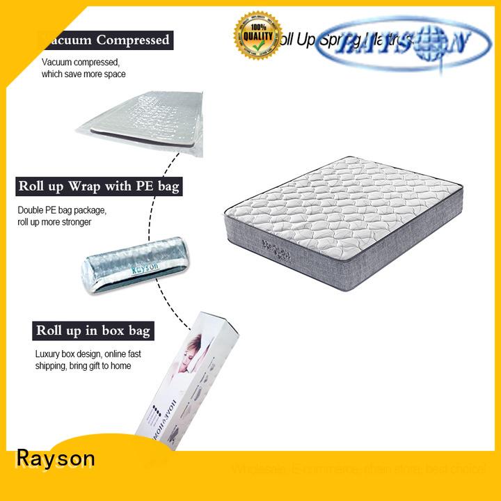 Synwin 25cm height rolled foam mattress tight