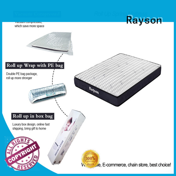 Synwin hot-sale roll up foam mattress best sleep experience with spring