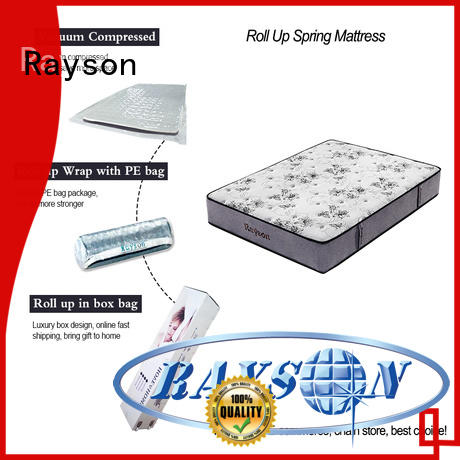 Synwin customized rolled memory foam mattress tight for sale