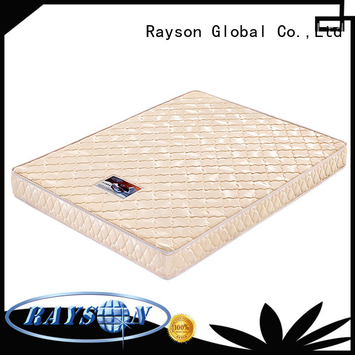Rayson luxury high density foam mattress cheapest price from PU foam