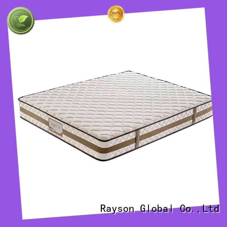 customized single pocket sprung mattress king size low-price high density