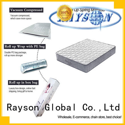 Synwin coil box roll up single mattress tight for wholesale