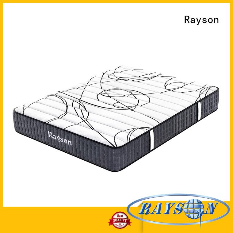 Synwin Brand rsp2pt pocket spring mattress 20cm factory