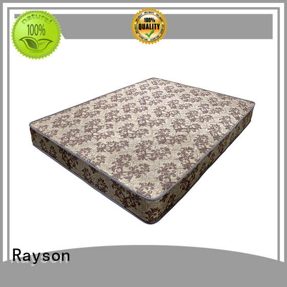 popular continuous coil spring mattress at discount