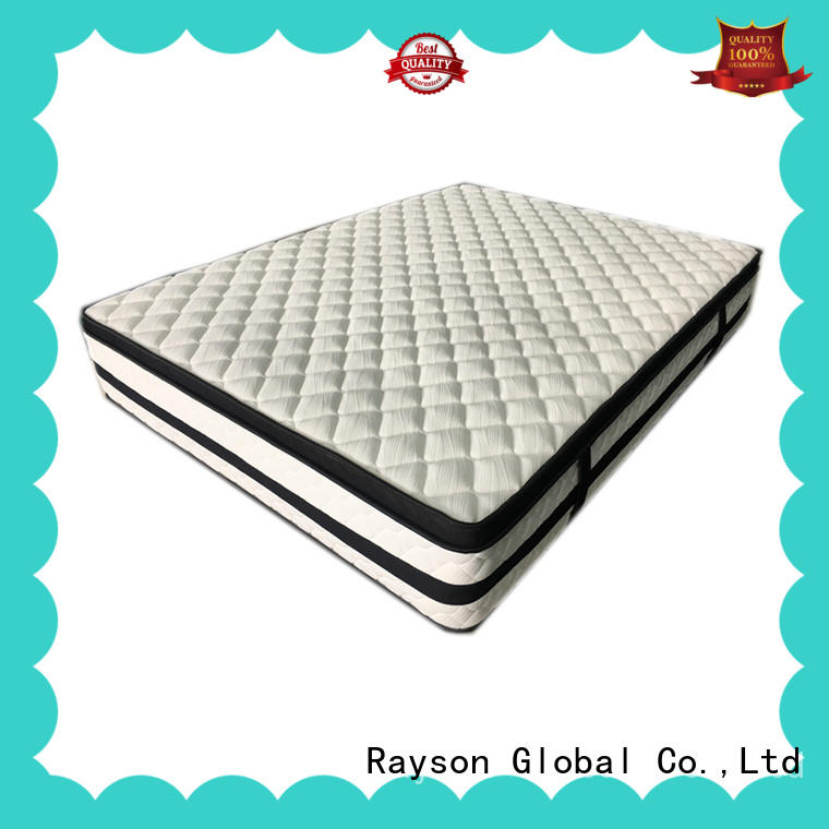 customized pocket spring mattress double chic design wholesale high density