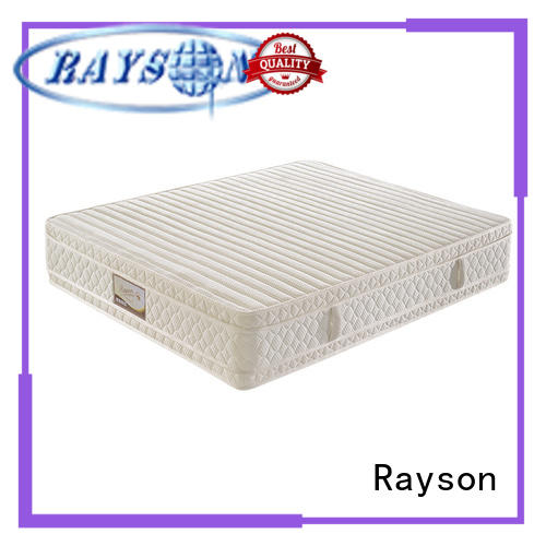 available pocket spring bed low-price high density Rayson