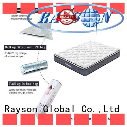 hot-sale best roll up mattress best sleep experience with spring Rayson