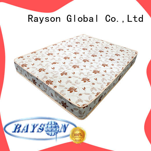 Rayson double side best continuous coil mattress at discount