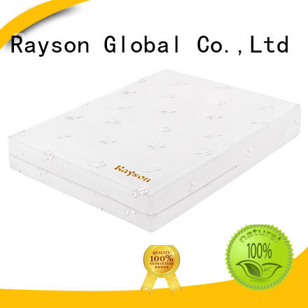 box bed roll customized Rayson Brand gel memory foam mattress supplier