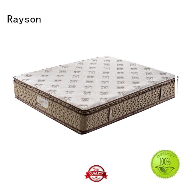memory foam mattress in 5 star hotels 36cm height innerspring bulk order