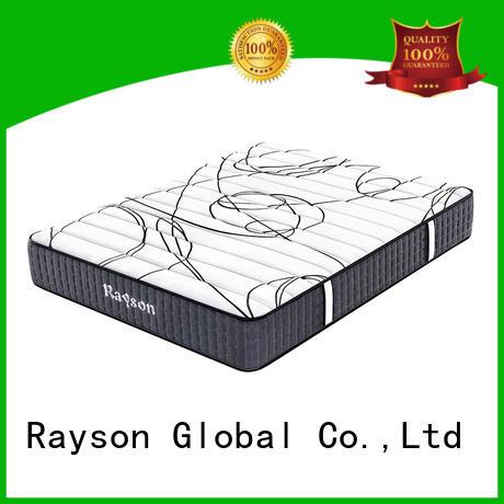 top pocket sprung memory foam mattress size rsp2s25 Rayson Brand