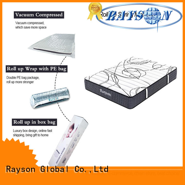 Rayson available rolled mattress in a box top for sale