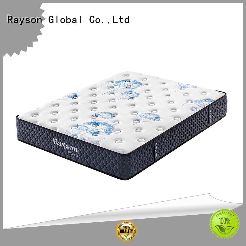 tight top pocket mattress king size knitted fabric high density