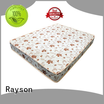 Synwin luxury sprung mattress