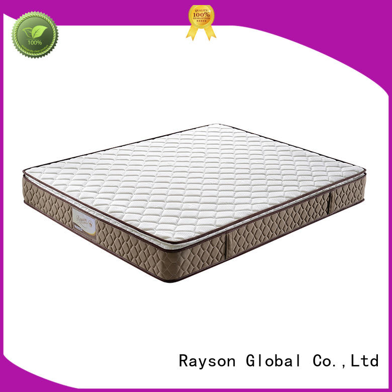Rayson on-sale tufted bonnell spring and memory foam mattress helpful sound sleep