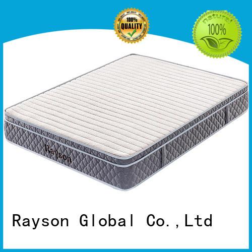 two Custom sale compressed rolled foam mattress Rayson latex