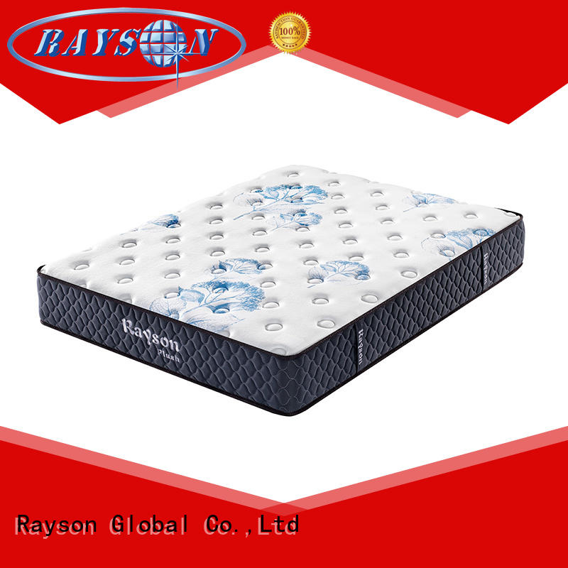 customized single pocket sprung mattress luxury wholesale at discount