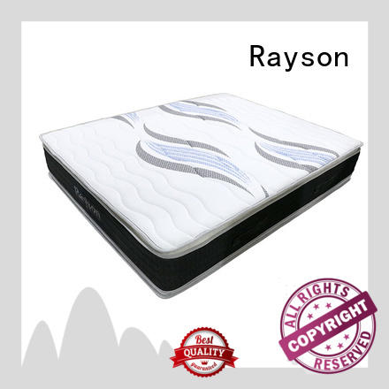 available pocket sprung memory foam mattress king size wholesale light-weight Rayson