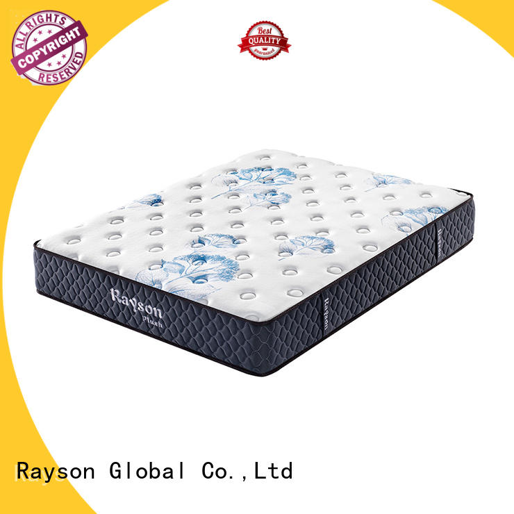 Synwin luxury cheap pocket sprung mattress knitted fabric at discount