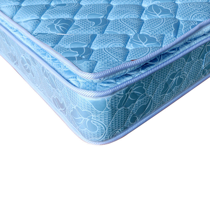 popular coil sprung mattress luxury compressed for star hotel-1