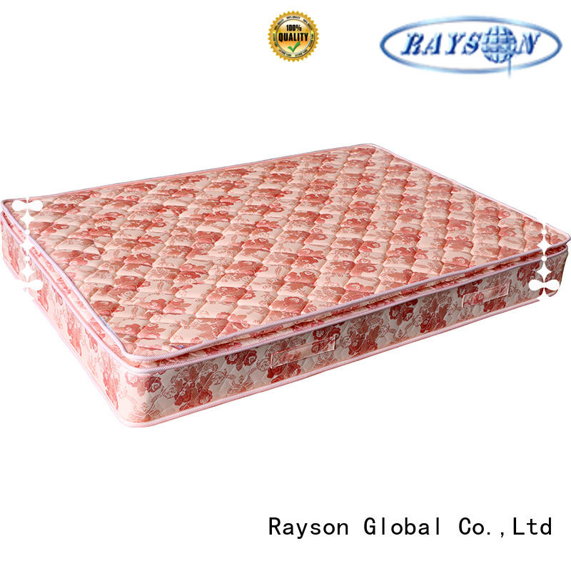 experienced coil sprung mattress luxury vacuum for star hotel