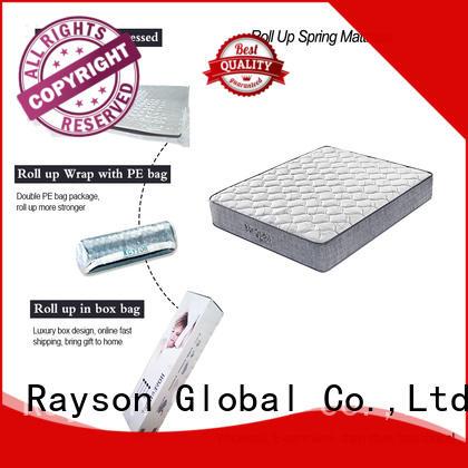 latex rolled foam spring mattress sale Synwin company latex tight