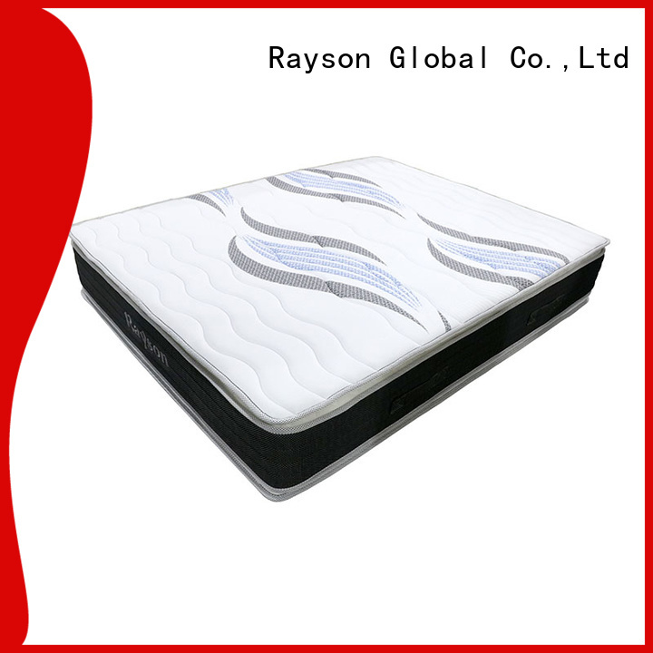 medium pocket sprung mattress luxury high density Synwin