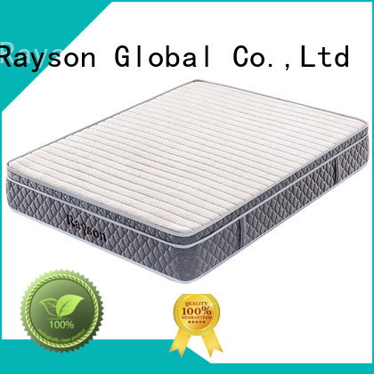Synwin Brand box size sides rolled foam spring mattress manufacture