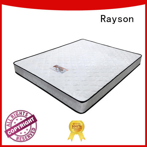 Rayson warming bonnell sprung mattress 12 years experience firm sound sleep