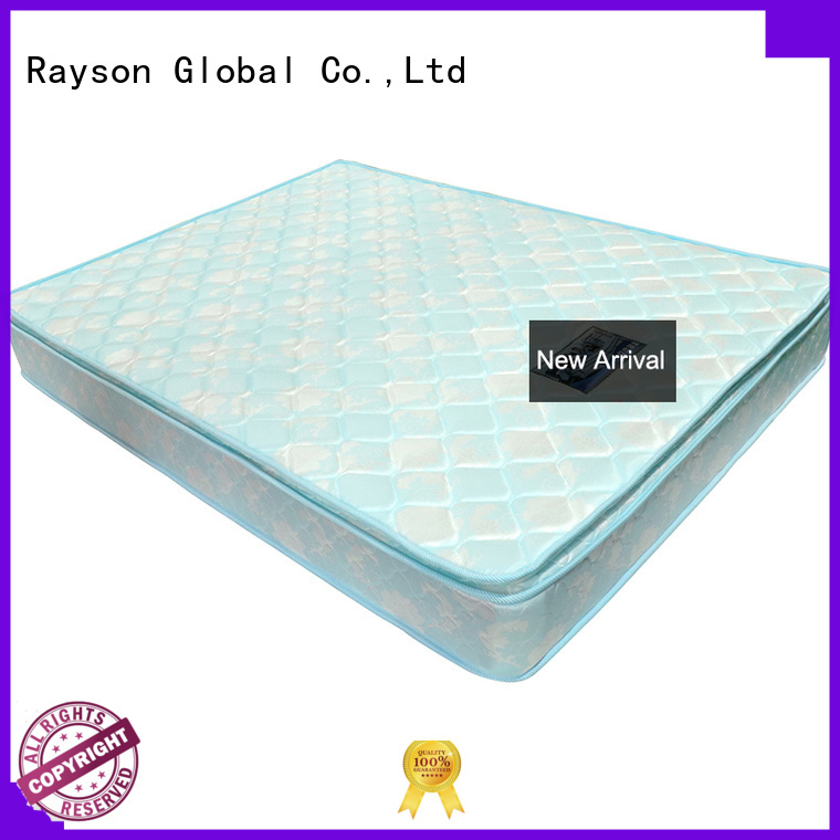 double side continuous coil spring mattress tight at discount