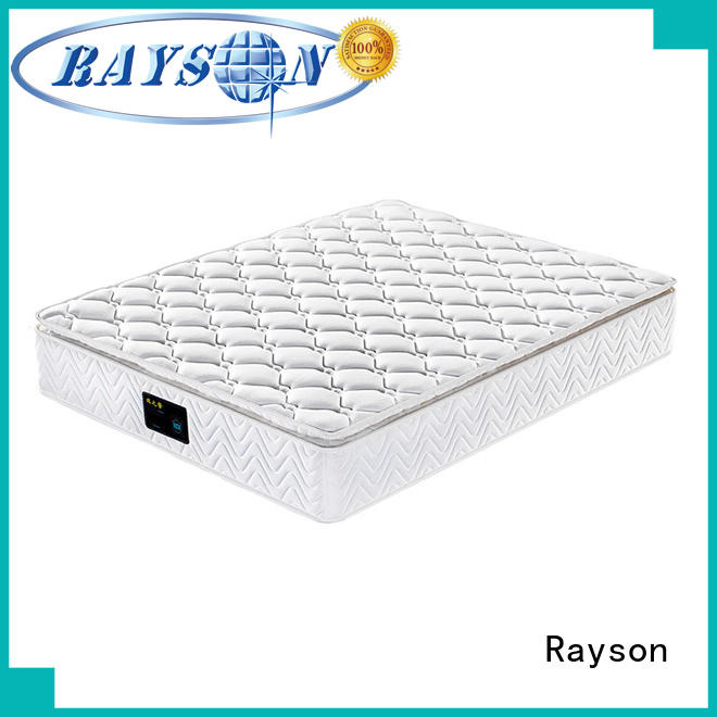 high-quality best pocket sprung mattress king size knitted fabric at discount