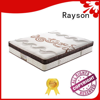 chic design best pocket spring mattress king size light-weight Rayson