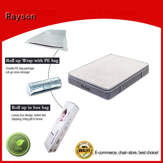 euro rolled foam mattress customized tight for sale