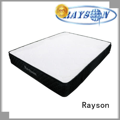 luxury pocket memory mattress knitted fabric at discount Rayson