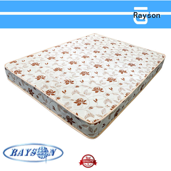 continuous continuous coil spring mattress for star hotel