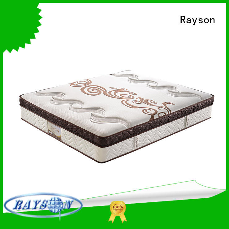 customized cheap pocket sprung mattress chic design wholesale at discount