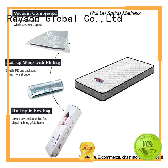 favorable rolled mattress high-end super-quick delivery light-weight
