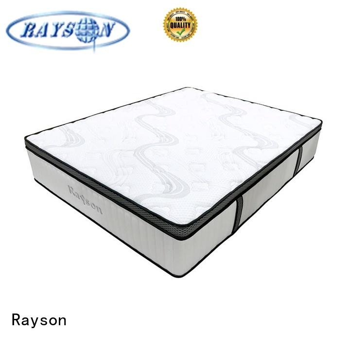 Synwin luxury pocket memory mattress low-price high density