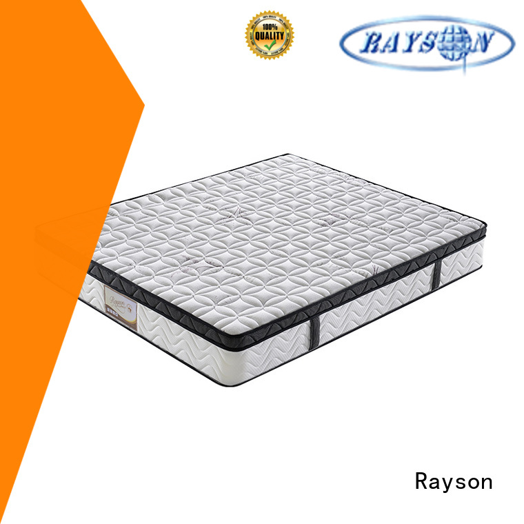 Synwin customized bonnell spring mattress 12 years experience firm for star hotel