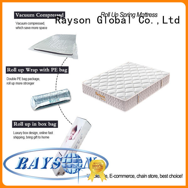 Synwin euro vacuum packed memory foam mattress tight for sale