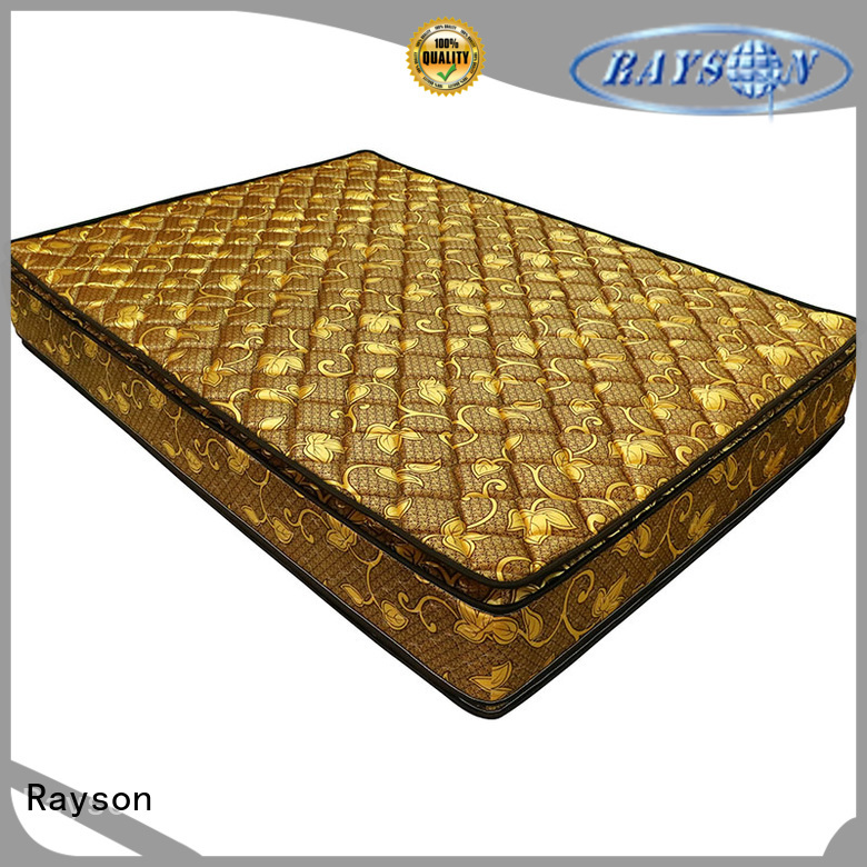 double side continuous spring mattress luxury tight high-quality