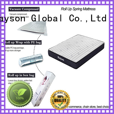 Synwin luxury vacuum seal memory foam mattress with pillow