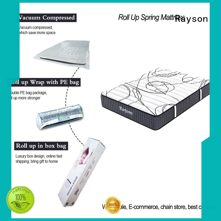 25cm height roll up mattress full size tight for wholesale Synwin