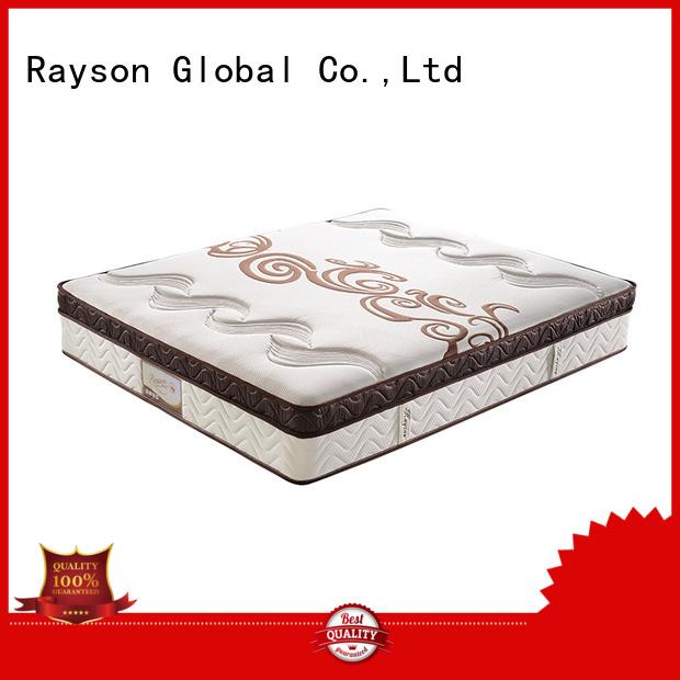 double sides 5 star hotel mattress brand king size innerspring bulk order