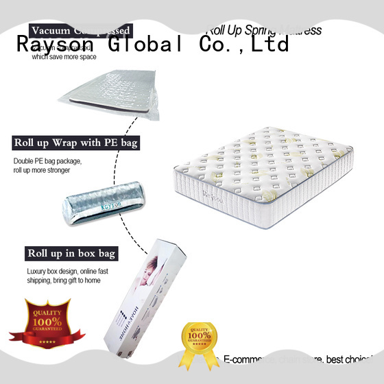 euro roll up mattress queen tight for wholesale