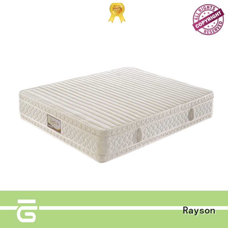Synwin customized best pocket sprung mattress knitted fabric high density