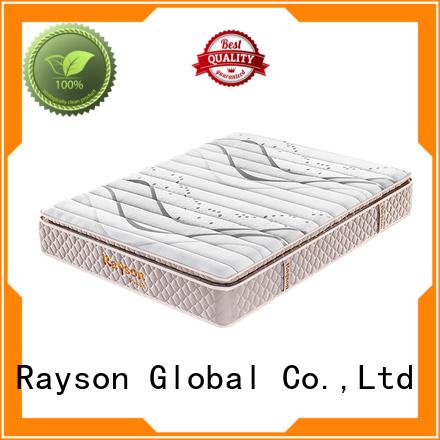 customized pocket coil mattress luxury wholesale light-weight